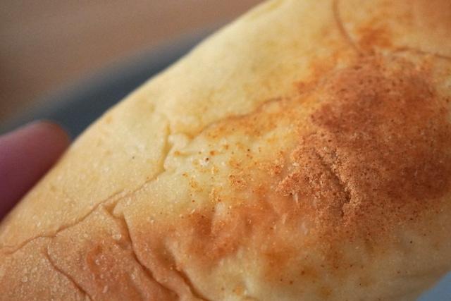 パン表面アップ