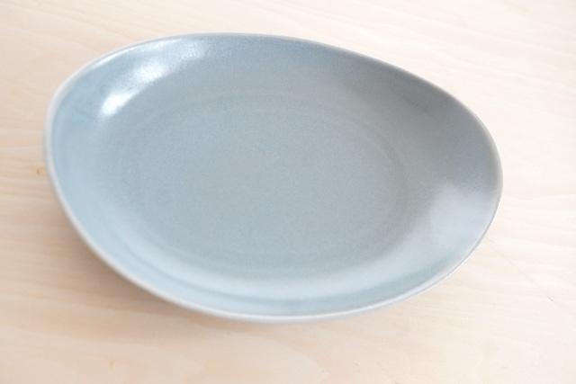 楕円のお皿