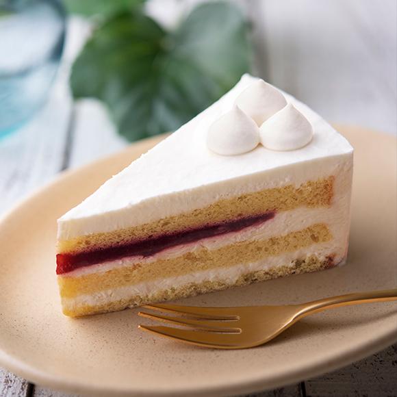 糖質85%カットのショートケーキ