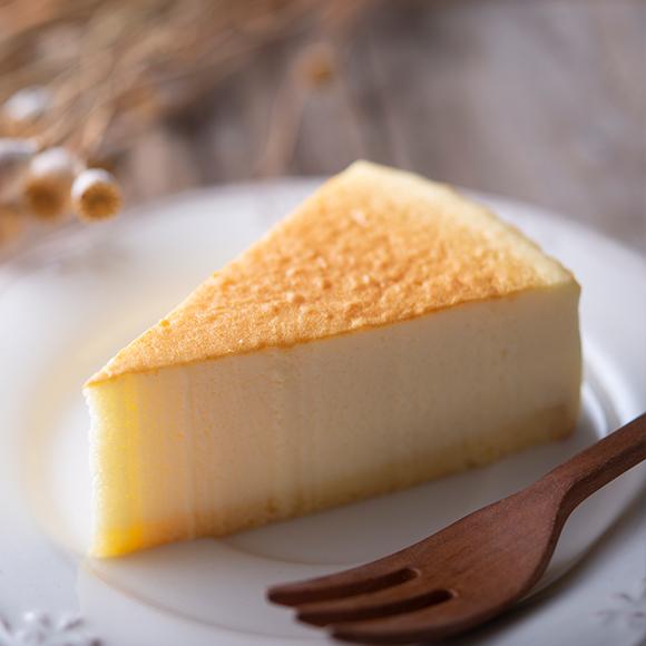 糖質72%カットのスフレチーズケーキ