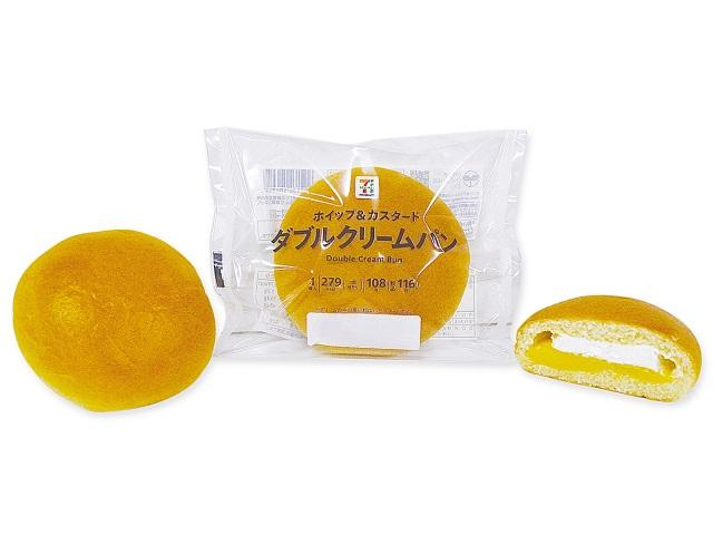 7プレミアム ダブルクリームパン