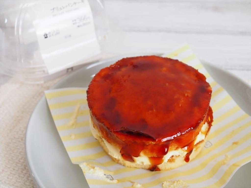 ローソン ブリュレパンケーキ