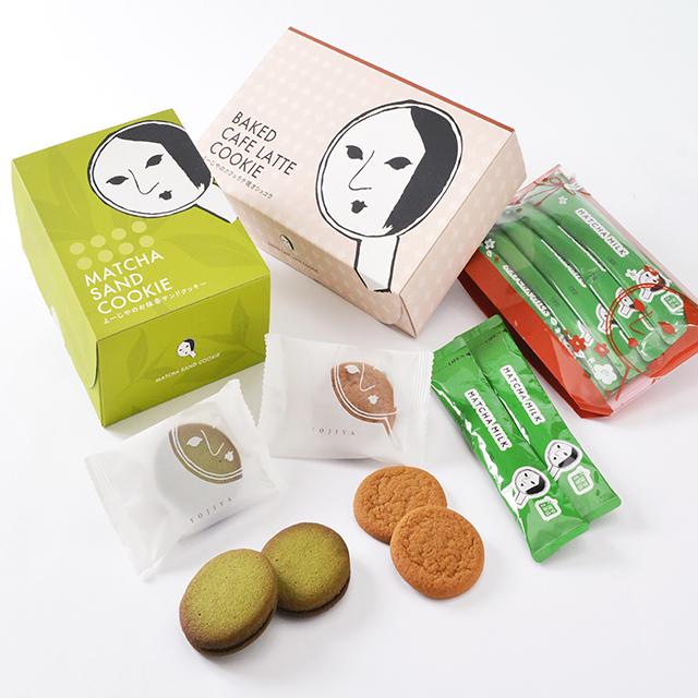 【よーじや】通信販売3種のお菓子