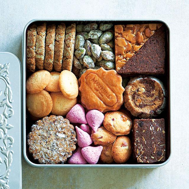 マリベル  ワンダートレジャー(マリベル特製缶入りクッキー)