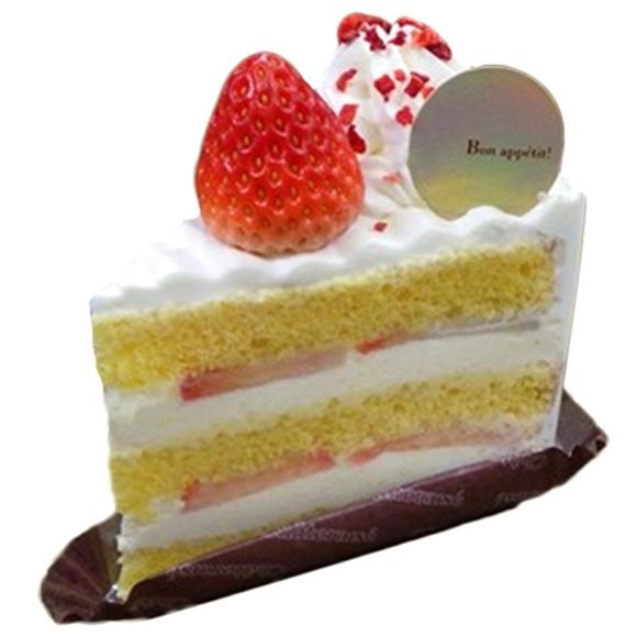 とちおとめ種苺のプレミアム純生クリームショートケーキ