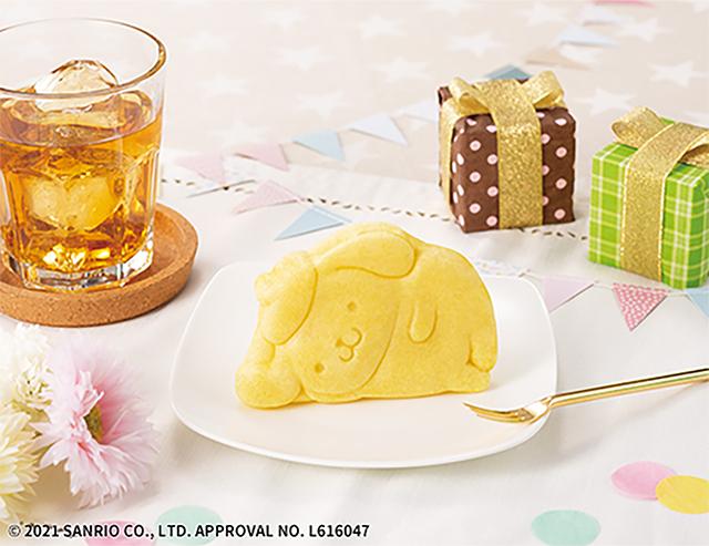 【ローソン】もちもちポムポムプリン焼き プリン味(4月13日発売)
