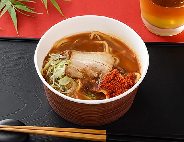 【ローソン】Choi 麺処井の庄監修 辛辛魚らーめん(4月13日発売)