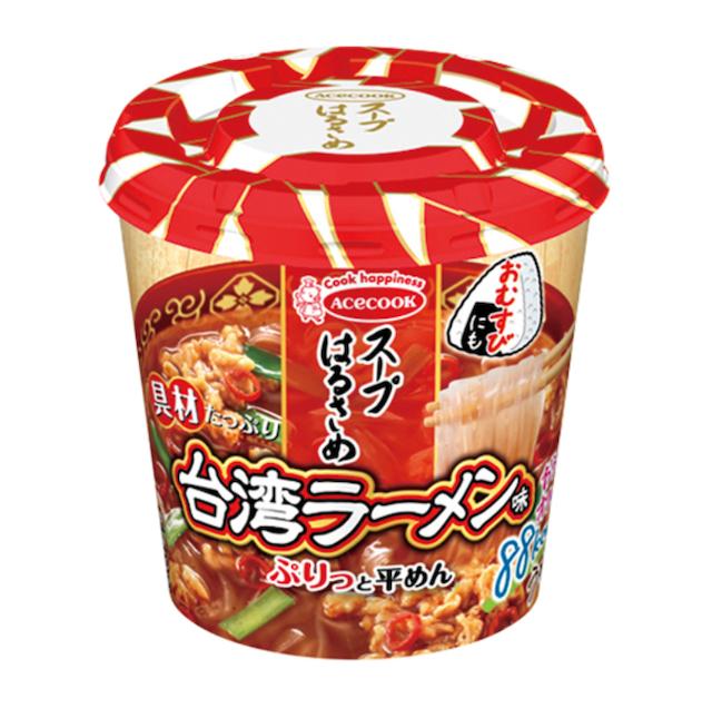 スープはるさめ 台湾ラーメン味