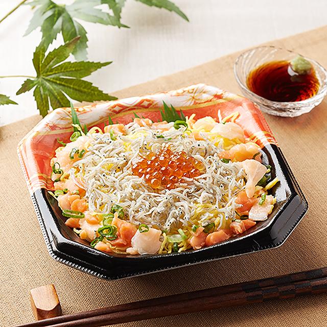 【ファミリーマート】海鮮ちらし丼(4月20日発売)