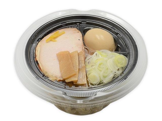 とみ田監修 濃厚豚骨魚介 味玉冷しつけ麺
