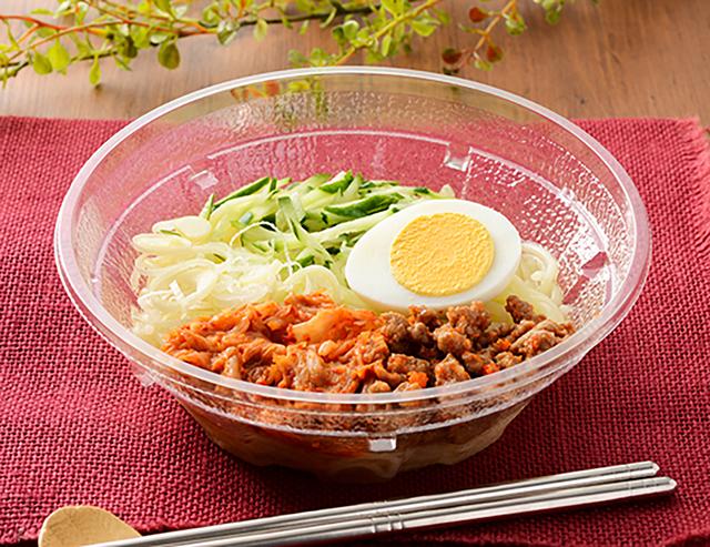 【ローソン】盛岡風冷麺(5月4日発売)