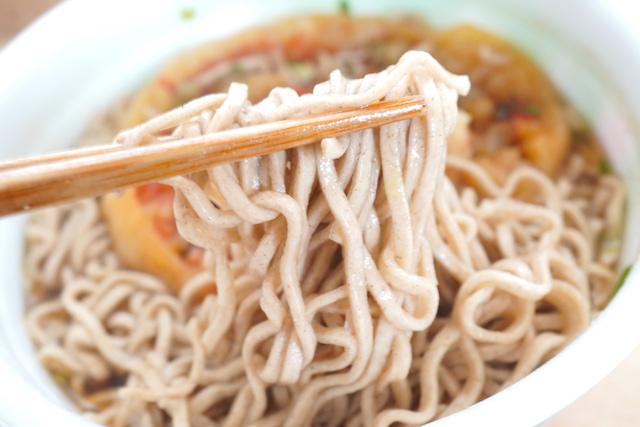 緑のたぬき東麺
