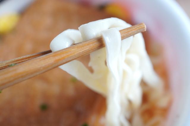 赤いきつね東麺