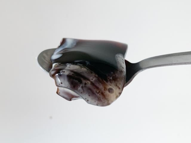 口の中で豊潤なコーヒーの香りが広がっていきます