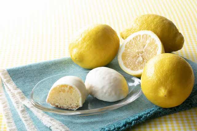 おひさま香るレモンケーキ