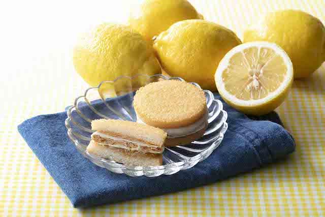 フリアンショコラサンドパイ 塩レモン