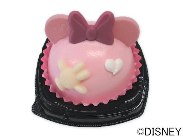 〈ミニーマウス〉さくら&いちご