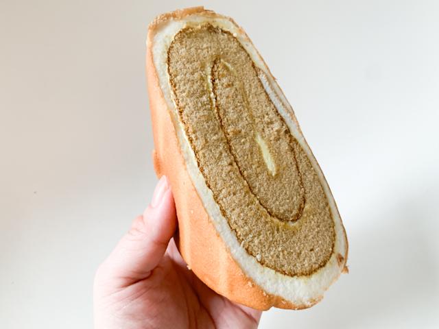 サンドイッチくらいのボリュームがあるんです