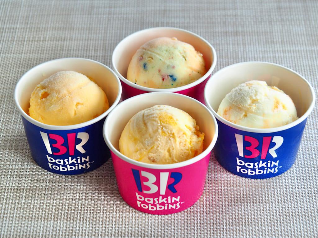 サーティワン、サーティワンアイスクリーム、アイスクリーム、バスキンロビンス、サニーパイナップルケーキ、バラエティボックス