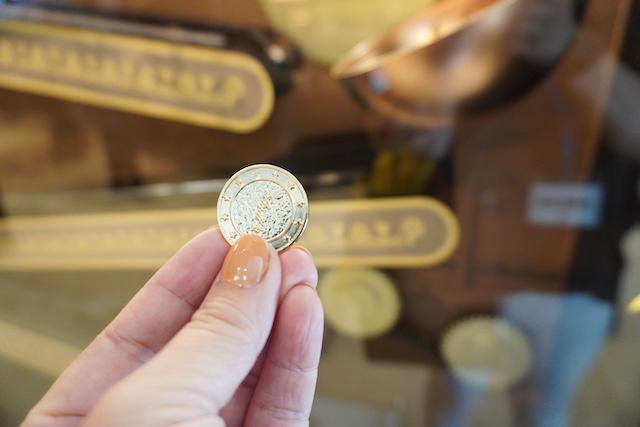 専用コイン