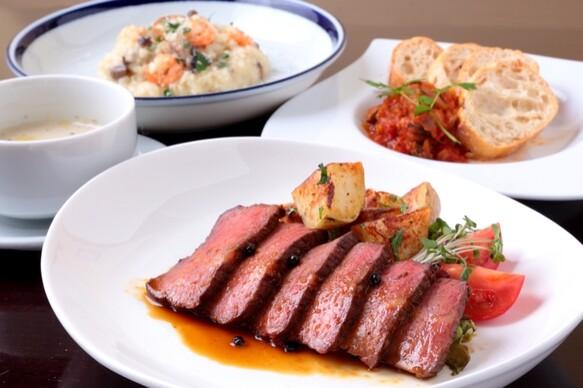 おうちレストランセット【ローストビーフA】〜調理開始から30分でいつもの食卓が本格レストランに〜