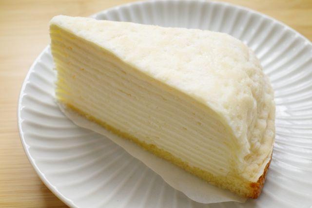 「7プレミアム レアチーズミルクレープ」
