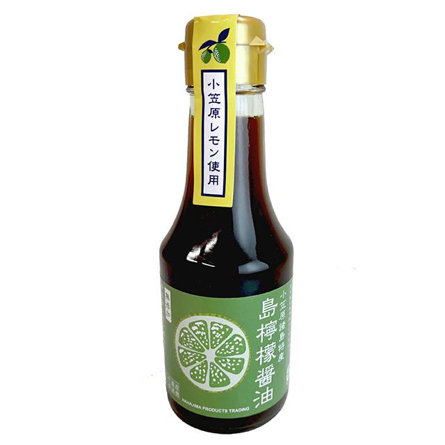 【東京の離島お取り寄せまとめ】小笠原 島レモン醤油
