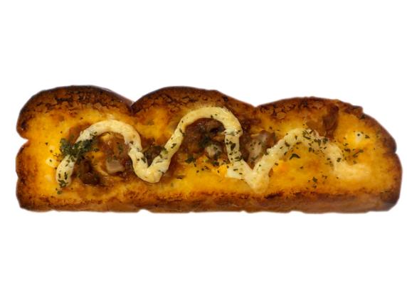 セブン‐イレブン 照り焼きソース仕立てのたまごトースト