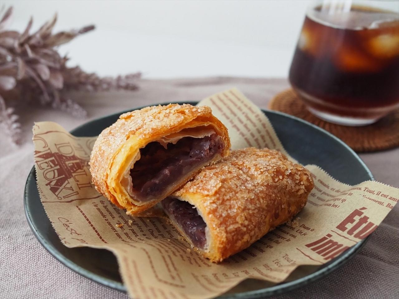 【シャトレーゼ実食ルポ】パイの中に大福が?! サクもち食感が新しい 「北海道産あんこもちパイ」
