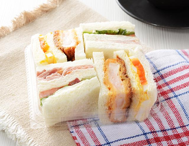 【ローソン新商品】小さなサンドイッチオードブル|7月20日発売