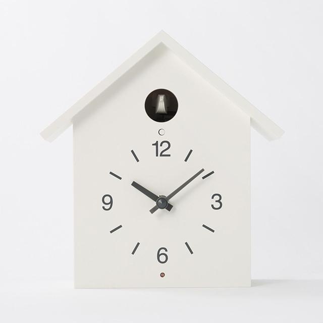 【無印良品 おすすめ商品】「時計」8選|7月31日 鳩時計・大 掛置時計・ホワイト