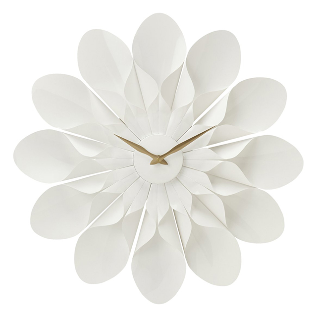 【フランフランおすすめ商品】「時計」10選│7月23日 シェリー ウォールクロック ホワイト