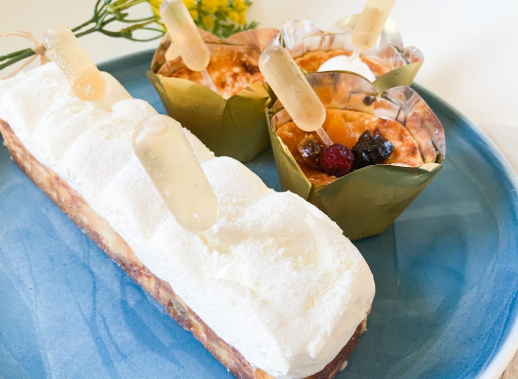 大人のための本格的チーズケーキが話題の『CHEESE_CAVERY』がオープン!オンライン限定「チーズケーキブリック(フレッシュクリーム)」実食ルポ
