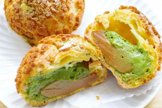 ローソン「Uchi Café×サダハルアオキ シューマッチャ キャラメル」