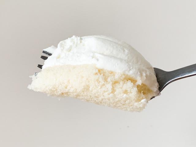 シンプルだからこそ美味しいショートケーキ