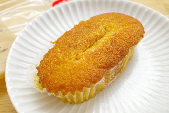 セブン-イレブン「焦がしキャラメルケーキ」