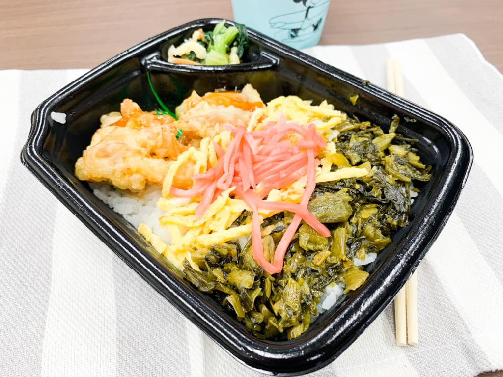 【ほっともっと新商品】九州の味が全国発売に!「高菜弁当」実食ルポ