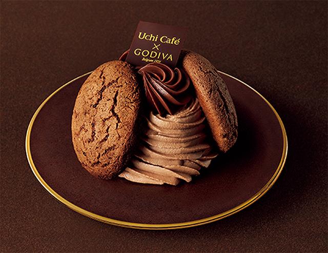 【9月14日発売ローソン新商品】今週新発売のおすすめパン&スイーツ Uchi Café×GODIVA ビスキュイ ショコラキャラメル