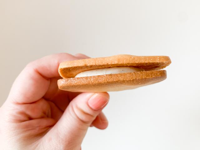 バタークリームそのままのシンプルな味が好きなら、まずはバニラ味を!