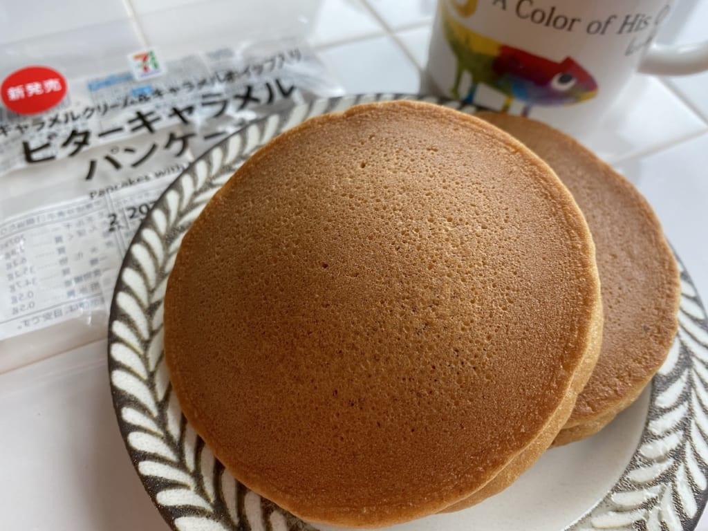 セブン-イレブン「ビターキャラメルパンケーキ」