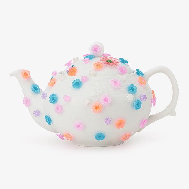 【10月5日Afternoon Tea LIVING おすすめ商品】「【Reborn the TEAPOT】」 白本由佳 A