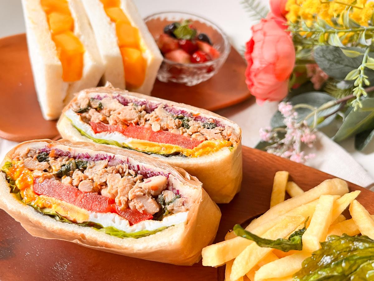 あの人気タイ料理がサンドイッチに!「マンゴツリーキッチン」にテイクアウト限定メニュー実食ルポ